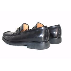 Bally Shoes - Bally Vintage Classic Menswear Signature Loafers